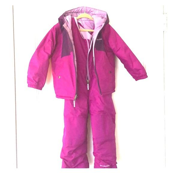 Columbia Jackets & Blazers - Columbia girls snowsuit